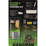 Hangman Picture Poster Hanging Kit With 71 Pieces