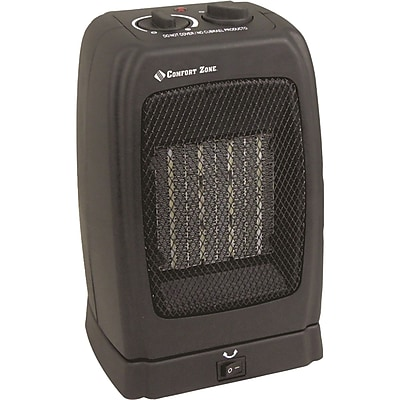 Comfort Zone Heater/Fan 1948741