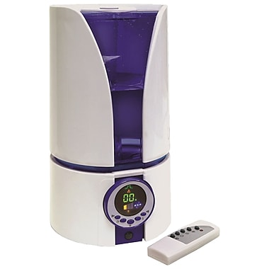 Comfort Zone – Humidificateur ultrasonique à vapeur de 1,1 gallon (HBCCZHD81)