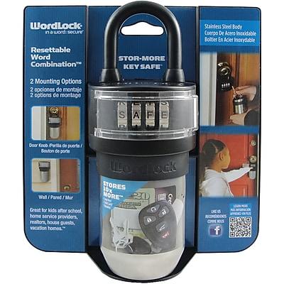 Wordlock Stor-more Key Safe