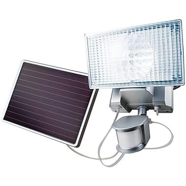 Maxsa Innovations – Lampe de sécurité solaire à 100 DEL pour l'extérieur (MXI44449)