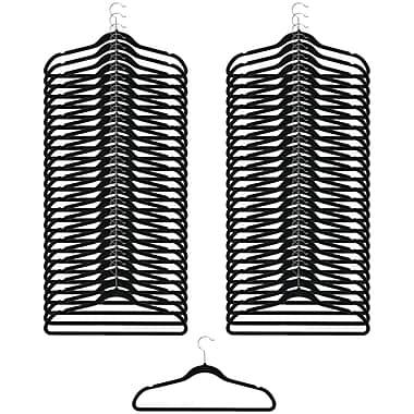 Neatfreak Felt Clothes Hangers, 50 Pk