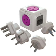 Allocacoc 5-outlet Powercube Rewirable Plug