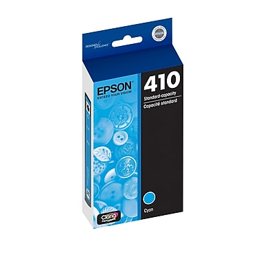 Epson 410 Cyan Ink Cartridge (T410220)