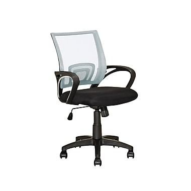 CorLiving LOF-310-O Workspace White Mesh Back Office Chair