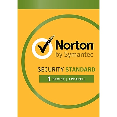 Norton Security Standard, 1 dispositif