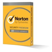 Norton Security Premium, Up to 10 Devices