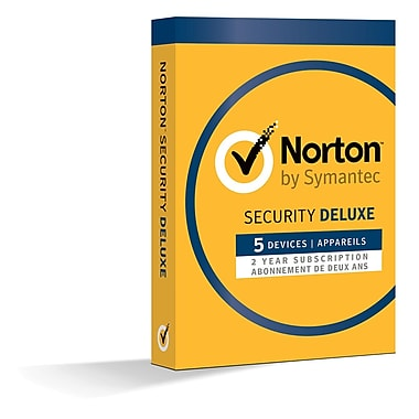 Norton Security Deluxe, Upto 5 Devices, 24 months