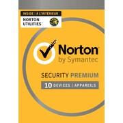 Norton Security Premium, Up to 10 Devices Plus Norton Utilities