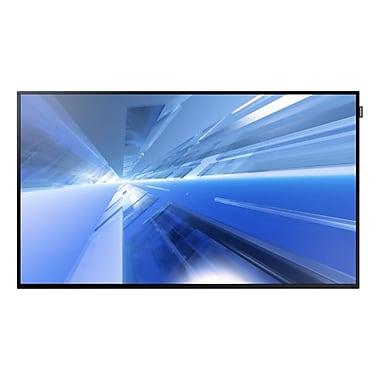 Samsung – Téléviseur commercial mince DM40E à écran large de 40 po (LH40DMEPLGA/GO)