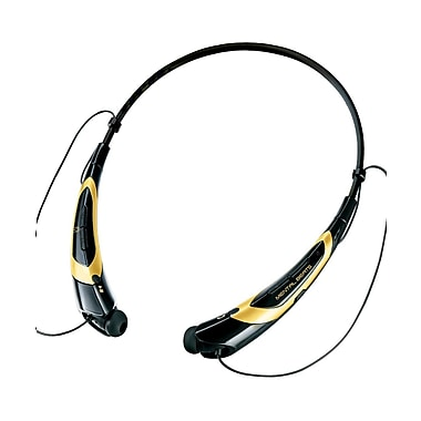 MB – Casque d'écoute Bluetooth Unleashed, doré