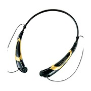 Unleashed Gold Bluetooth Headset by M (542)