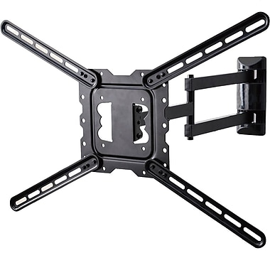 CJ Tech Full Motion TV Wall Mount Fits 19