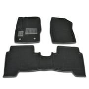 Findway - Tapis protecteurs 3D (2208BB) pour Ford Escape/C-MAX 2013-2017, noir, anglais