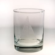 Rolf Glass Sailboat DOF Glass (Set of 4)