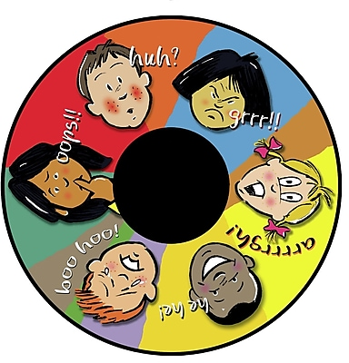 FlagHouse Emotions Effect Wheel