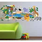 Mona Melisa Designs Jungle Plus Wall Decal