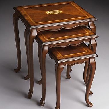 Butler Masterpiece 3 Piece Nesting Tables