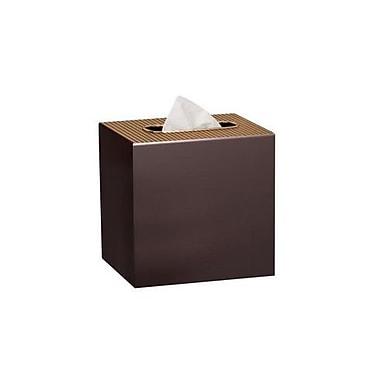 NU Steel Selma Boutique Tissue Box Cover