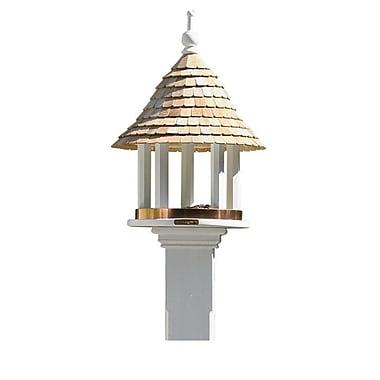 Good Directions Decorative Tray Hopper Bird Feeder