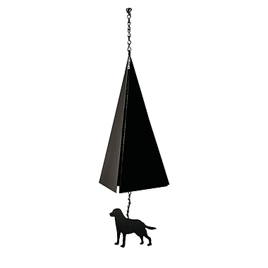 North Country Wind Bells Original and Authentic Maine Cape Cod Wind Bell w/ Labrador Windcatcher