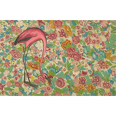 Belle Banquet Flamingo Placemat (Set of 6)