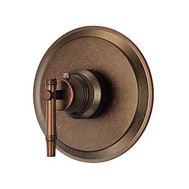 Danze South Sea 0.75'' Thermostatic Faucet Shower Faucet Trim Only; Distressed Bronze