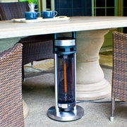 EnerG+ 4 Seasons Infrared 900 Watt Electric Tabletop Patio Heater