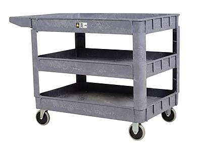 Vestil 3 Shelf Utility Cart