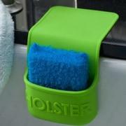 Holster Brands Lil' Holster Mini Dish Sponge Holder; Green