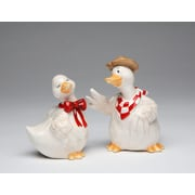 CosmosGifts Duck Salt and Pepper Set