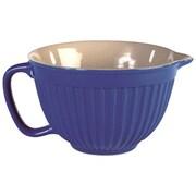 Omniware Simsbury Batter Bowl; Blue