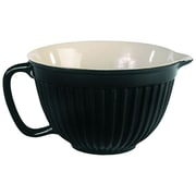 Omniware Simsbury Batter Bowl; Black