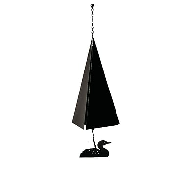 North Country Wind Bells Original and Authentic Maine Boothbay Harbor Wind Bell w/ Loon Windcatcher