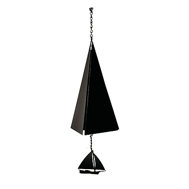 North Country Wind Bells Original and Authentic Maine Cape Cod Wind Bell w/ Skipjack Windcatcher