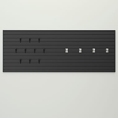 Flow Wall Hook and Panel Starter Set