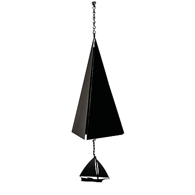 North Country Wind Bells Original and Authentic Maine Bar Harbor Wind Bell w/ Skipjack Windcatcher