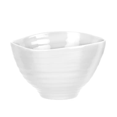 Portmeirion Sophie Conran White Small Footed Bowl (Set of 4) (Set of 4)