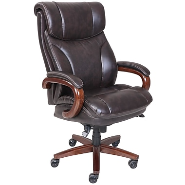 La-Z-BoyTrafford Big and Tall Executive AIR™ Chair, Dark Brown