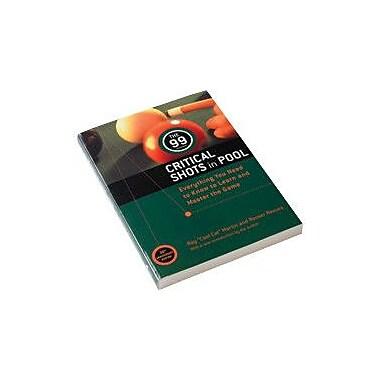 Cuestix 99 Critical Shots in Pool Book
