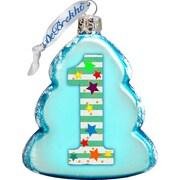 G Debrekht Keepsake 1 Mini Glass Ornament