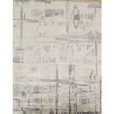 Pasargad Hand-Knotted Rayon from Bamboo Silk Area Rug; 8' x 10'