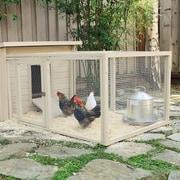 New Age Pet Fontana Chicken Pen