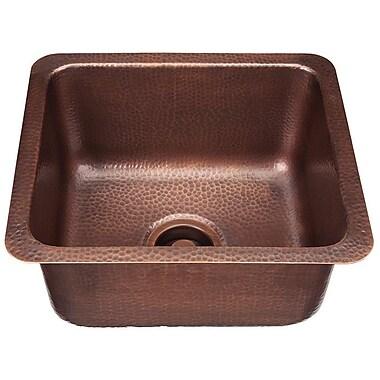 Sinkology 17'' x 15'' Bar/Prep Kitchen Sink