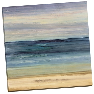 Portfolio Canvas La Mar by Hollack Painting Print on Wrapped Canvas