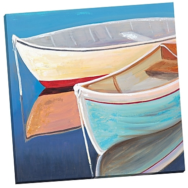 Portfolio Canvas Two by Two II by Dupre Painting Print on Wrapped Canvas