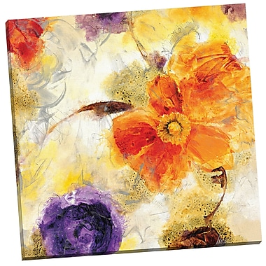 Portfolio Canvas Bright Fun I by Stiles Painting Print on Wrapped Canvas
