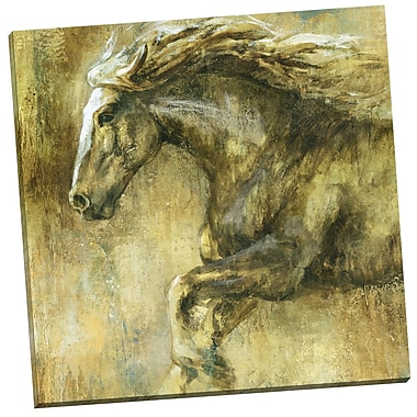 Portfolio Canvas Boundless Beauty Two by Taylor Painting Print on Wrapped Canvas