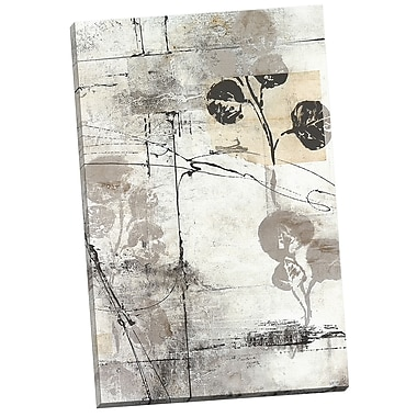 Portfolio Canvas After Image II by Carney Painting Print on Wrapped Canvas
