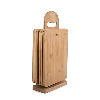 Core Bamboo 7 Piece Sandwich Board Set